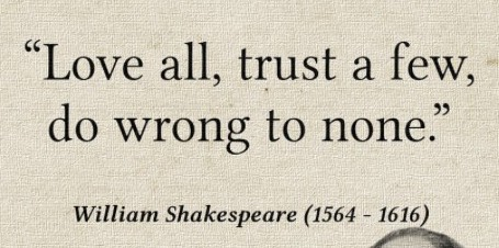 shakespeare knows