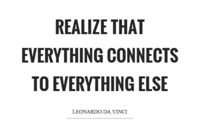 everything connects to all