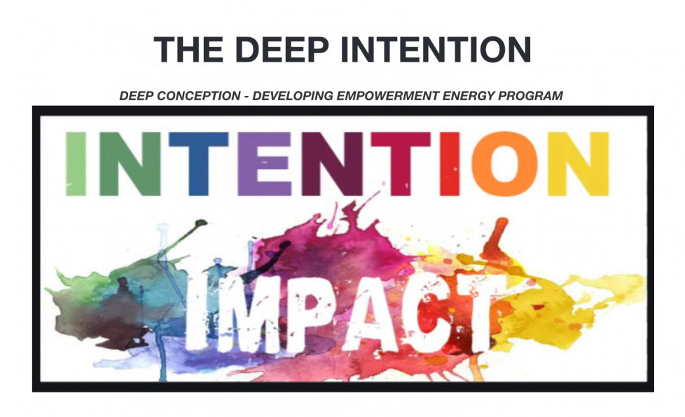 The power of your mind intention impact