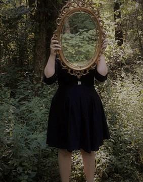 fertile garden mirror