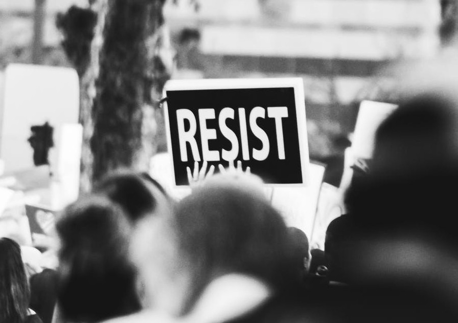 Resistance is futile with the life forces of empowerment