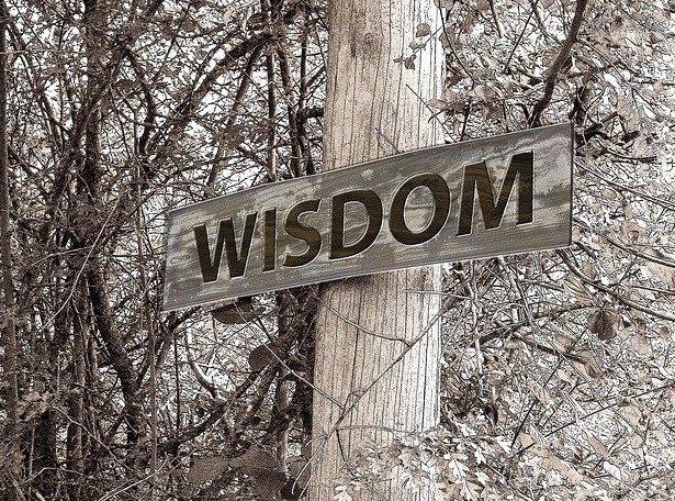 What is distant healing wisdom