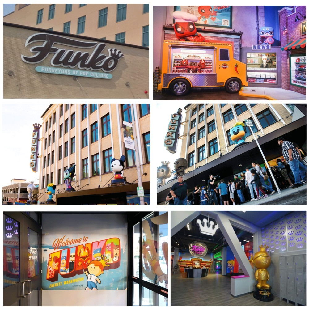 funko pop headquarters