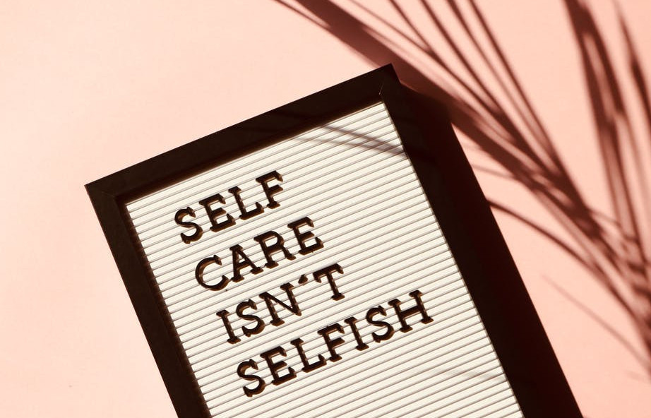 Self care is survival