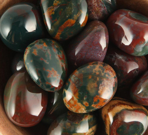Bloodstone the energy of the root chakra