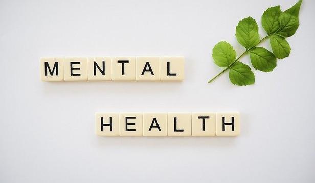 Stimulating the vagus nerve for mental health