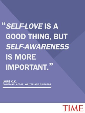 self awareness is more important