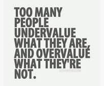 analyze but value