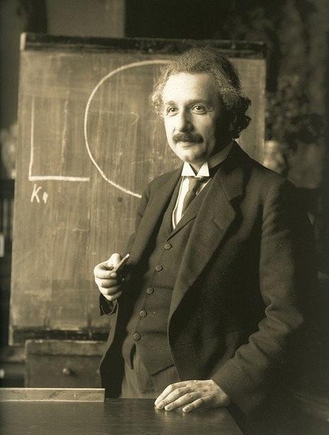 The prestigious Einstein