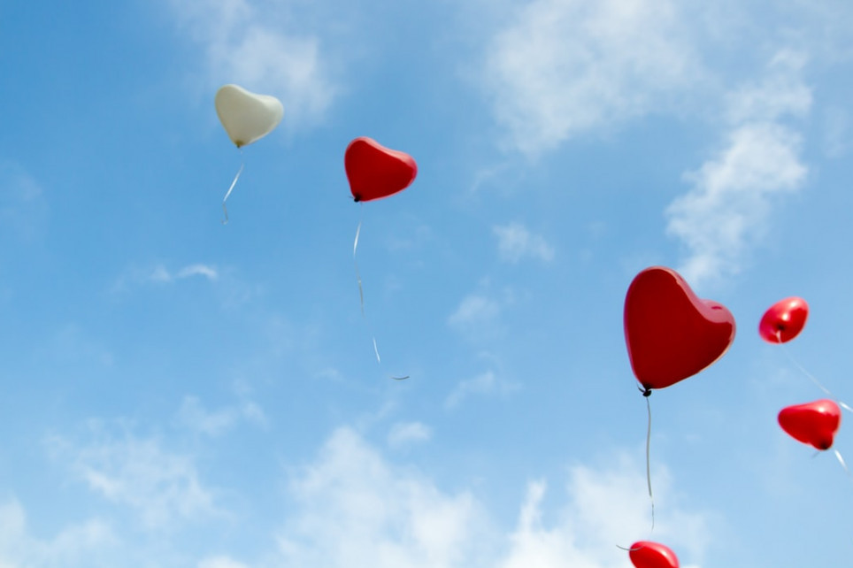 How to stop negative thinking with love