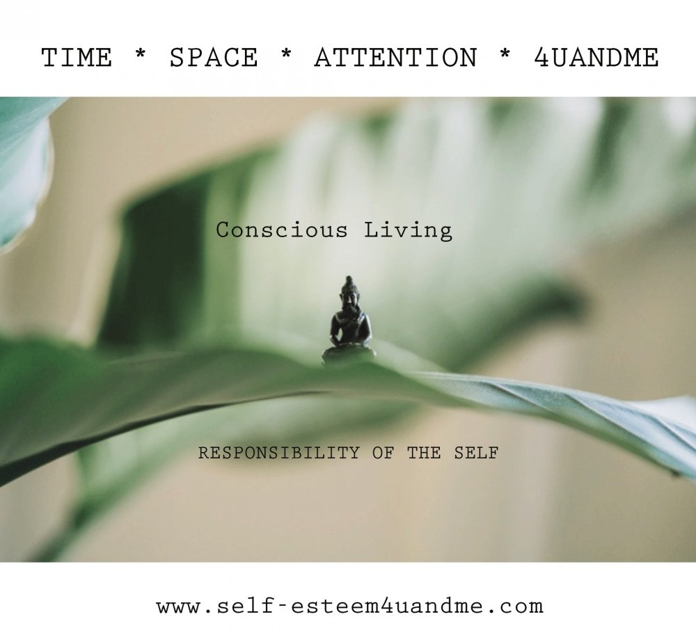 conscious living is good living