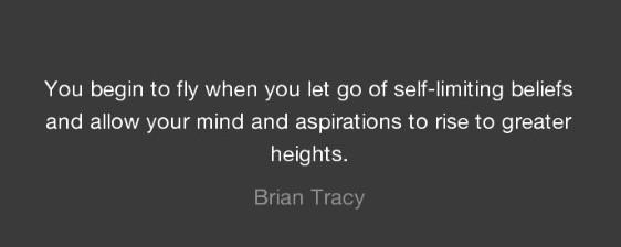 self limiting belief let go