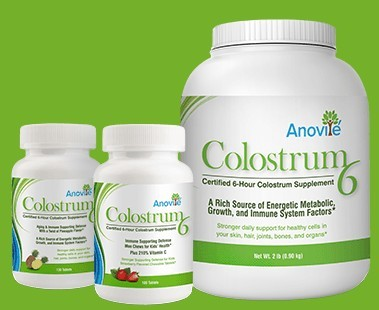 Bonvine Colostrum