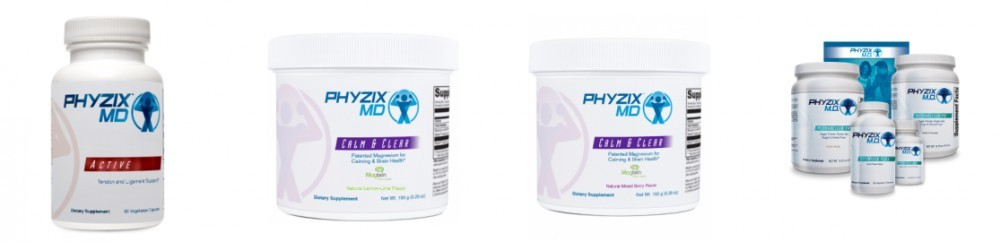 Phyzix MD products