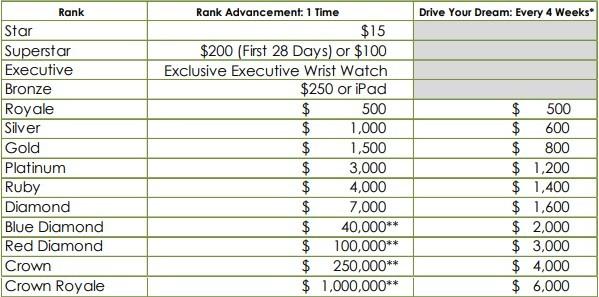 Performance Bonuses