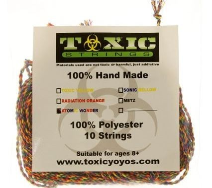 Toxic strings atom wonder