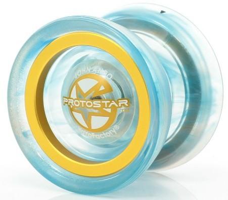 YoyoFactory Protostar yoyo blue model