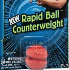 Rapid Ball CounterWeight by Duncan