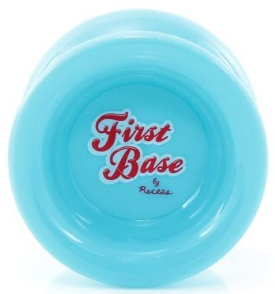 Recess First Base yoyo flat side cup view