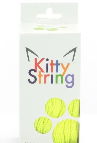 Kitty String Fat Yellow