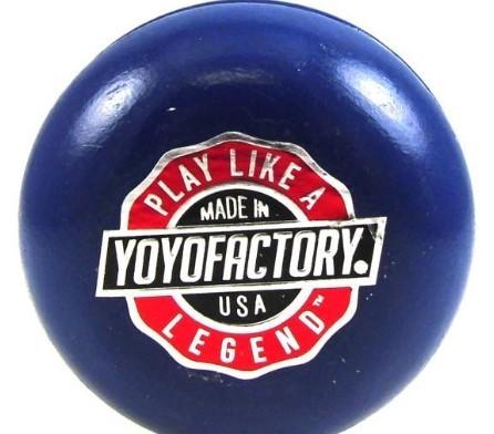 YoyoFactory Legend wooden yoyo