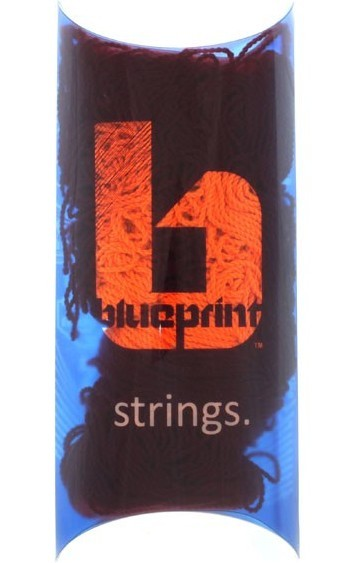 Blueprint string-orange