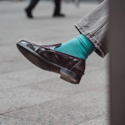 slip on shoes- types of dress shoe for men