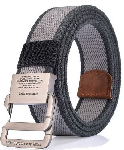 fabric belt for men