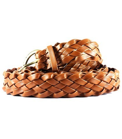 woven belt for men