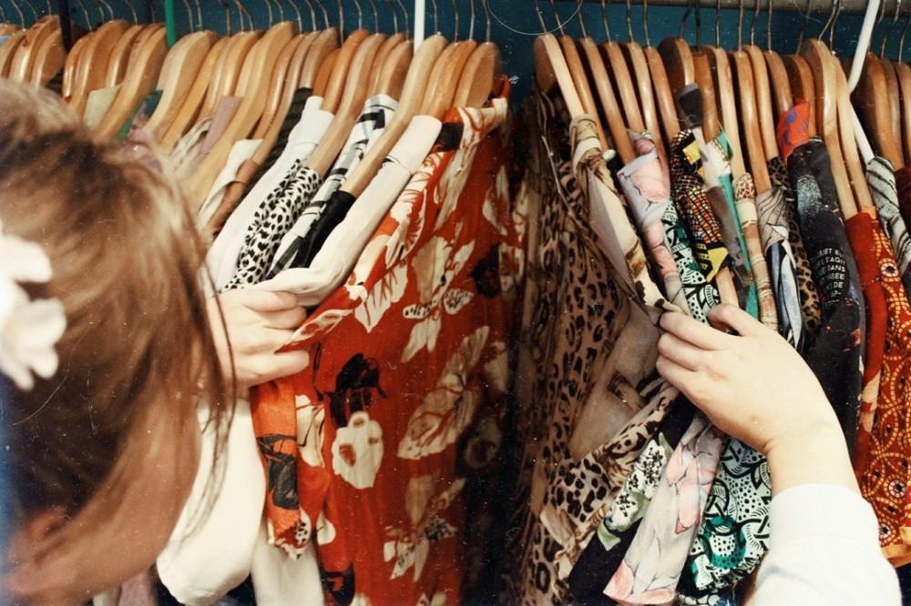 thrift-shopping