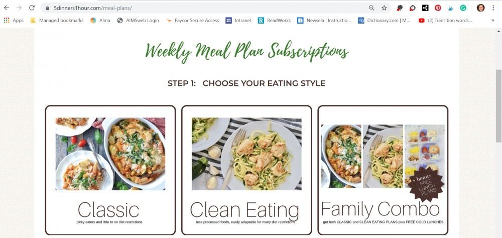 5-dinners-1-hour-plans