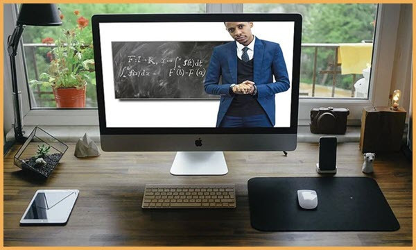 Making Money From Home In - Teaching Online
