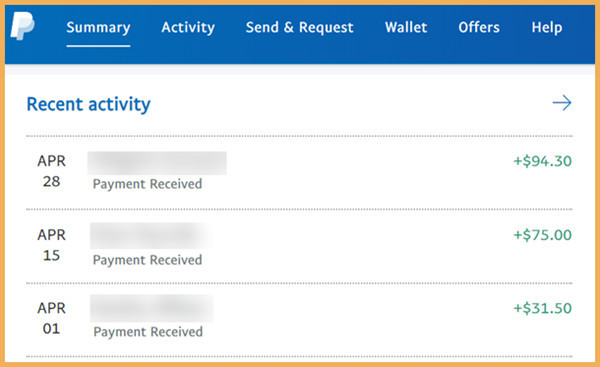 Making Money From Home In - Paypal