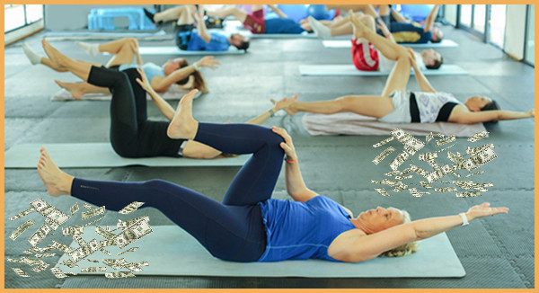 Making Money From Home In - Exercise Classes