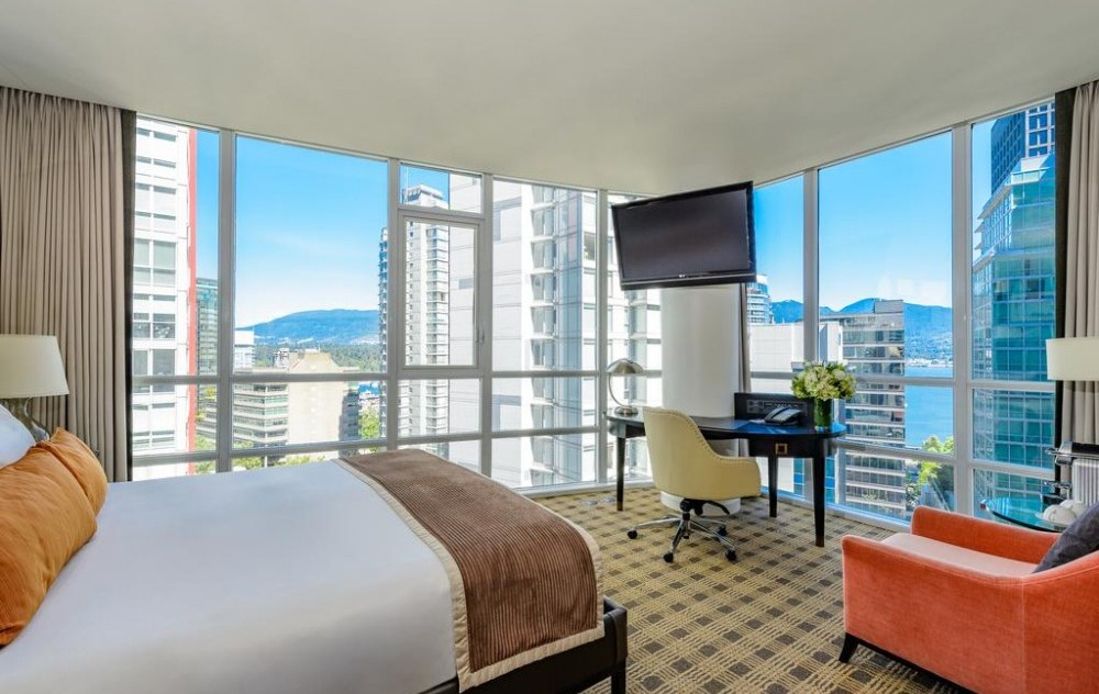 Best Hotels Vancouver Canada