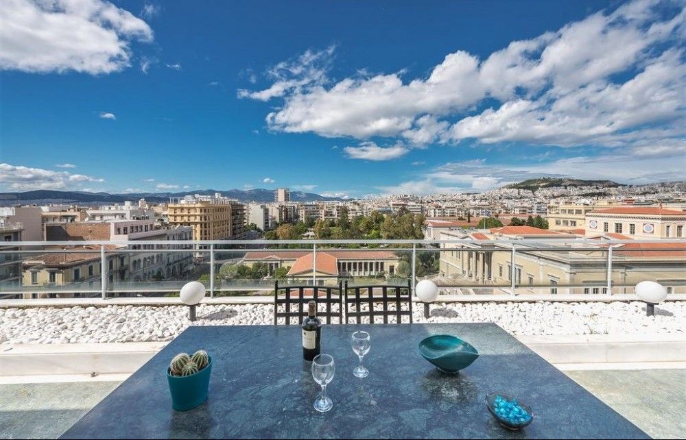 ATHENStay Penthouse Suite
