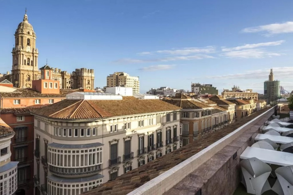 Hotels in Malaga