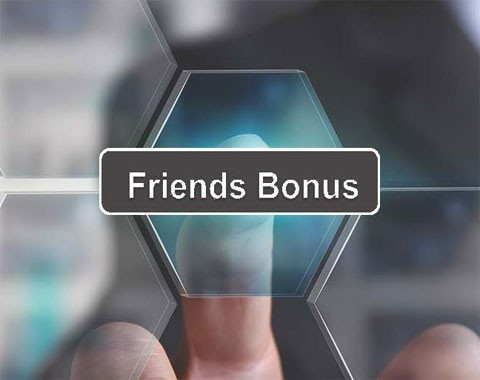 Friend Bonus - FutureNet