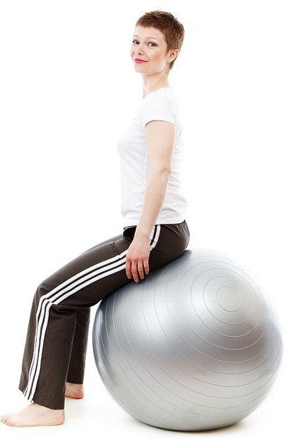 pelvic floor and core exercise