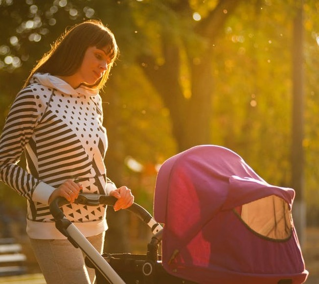 weight loss walking stroller
