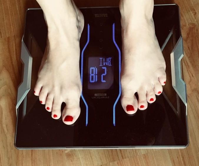 Tanita InnerScan Dual review