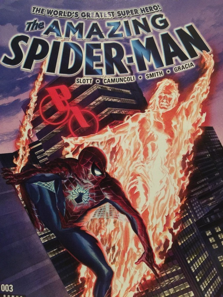 Amazing Spider-Man 003