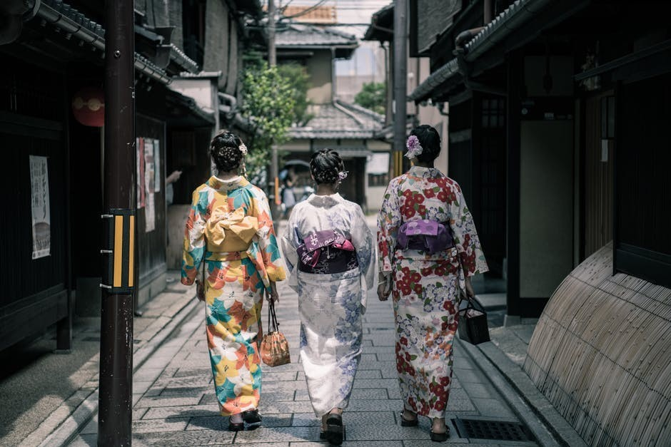 Places To Visit In Tokyo Japan And The People