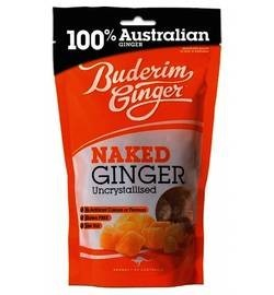 Buderim Ginger for motion sickness