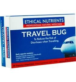 Travel Bug - Motion Sickness Tablets