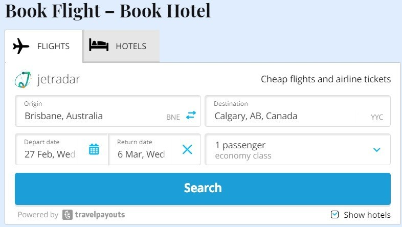 How To Book Flight Tickets