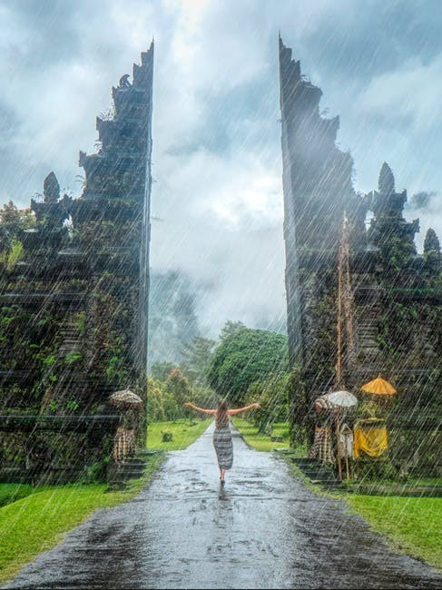 Best Months For Travel In Bali - Weather