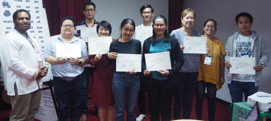 BBL Thailand Teacher Training, Chiang Mai, Thailand, 2020.