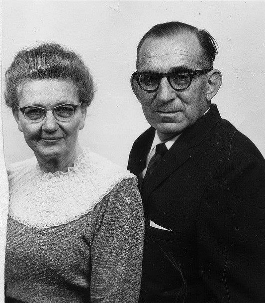 Hattie Braun and Theodore Braun had spent 48 and 42 years of their lives serving in Papua New Guinea.