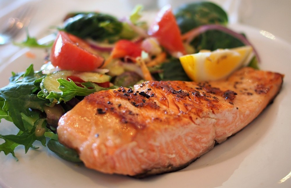 Fish is amazing source of Omega 3